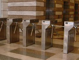 Turnstile Half height