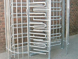 Turnstile double full height