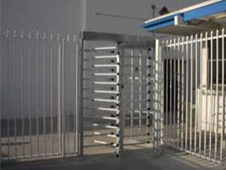 Turnstile single full height – Industrial use