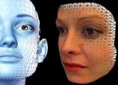 TT587 Facial Reader