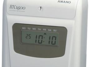 Amano BX1600