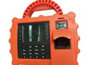 Portable IRTT Fingerprint reader