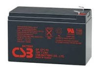 Battery – 12Vdc 7.2Ah for Gate Motors & Alarms