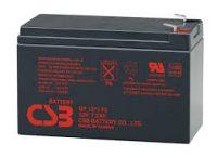 Battery – 12Vdc 7.2Ah for Gate Motors & Alarms