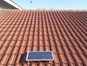 Solar Alarm Backup Kit