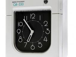 Seiko QR 550 Time Recorder