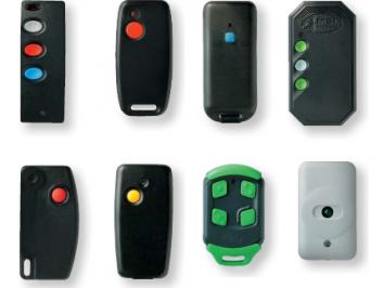 Gate Remotes – Compatible Types