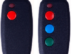 Gate Remote – Sentry Dip Switch (Binary)