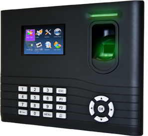 Fingerprint reader with builtin battery backup