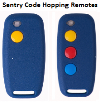 Gate Remote – Sentry Code hopping