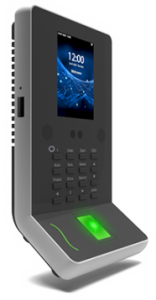 Facial Biometric Reader with Fingerprint Option